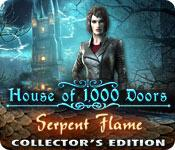 Feature screenshot game House of 1000 Doors: Serpent Flame Collector's Edition