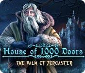 Функция скриншота игры Дом 1000 дверей: Palm Зороастра