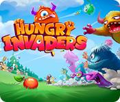 Feature screenshot game Hungry Invaders