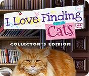 Функция скриншота игры I Love Finding Cats Collector's Edition