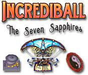 Incrediball The Seven Sapphires game play