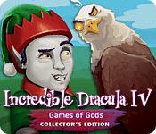 Feature screenshot game Incredible Dracula IV: Game of Gods Collector's Edition