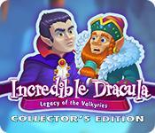 Función de captura de pantalla del juego Incredible Dracula: Legacy of the Valkyries Collector's Edition