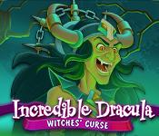 Feature screenshot game Incredible Dracula: Witches' Curse