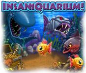 Функция скриншота игры Insaniquarium! Делюкс