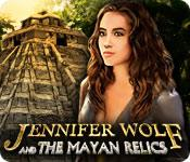 Jennifer Wolf and the Mayan Relics game play