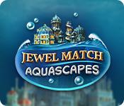 Feature screenshot game Jewel Match Aquascapes