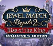Feature screenshot game Jewel Match Royale 2: Rise of the King Collector's Edition