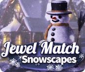 Feature screenshot game Jewel Match: Snowscapes
