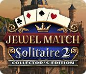 Feature screenshot game Jewel Match Solitaire 2 Collector's Edition