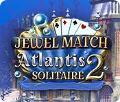 Feature screenshot game Jewel Match Solitaire: Atlantis 2