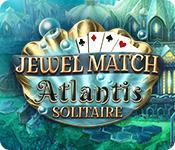 Jewel Match Solitaire Atlantis game play