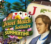 Feature screenshot game Jewel Match Solitaire: Summertime