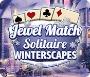 Feature screenshot game Jewel Match Solitaire: Winterscapes