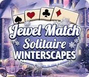 Функция скриншота игры Джевел Матч Пасьянс: Winterscapes