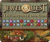 Feature screenshot game Jewel Quest: The Sapphire Dragon