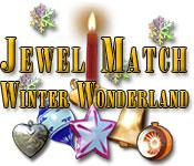 Jewel Match - Winter Wonderland game play