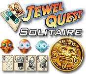Feature screenshot game Jewel Quest Solitaire