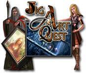Feature screenshot game Jig Art Quest
