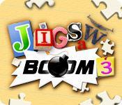 Feature screenshot game Jigsaw Boom 3