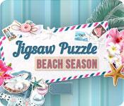 Feature screenshot game Jigsaw Puzzle Beach Season