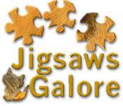 Feature screenshot game Jigsaws Galore
