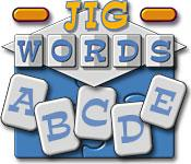 Jig Words game play