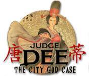 Feature screenshot game Judge Dee: The City God Case