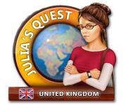 Feature screenshot game Julia's Quest: United Kingdom
