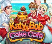 Feature screenshot game Katy and Bob: Cake Cafe