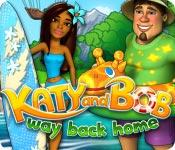 Feature screenshot game Katy and Bob: Way Back Home