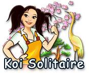 Koi Solitaire game play