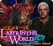Feature screenshot game Labyrinths of the World: Secrets of Easter Island