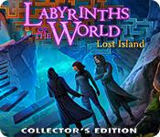 Feature screenshot game Labyrinths of the World: Lost Island Collector's Edition
