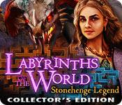 Feature screenshot game Labyrinths of the World: Stonehenge Legend Collector's Edition