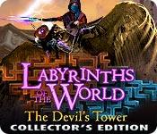 Feature screenshot game Labyrinths of the World: The Devil's Tower Collector's Edition
