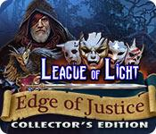 Feature screenshot game League of Light: Edge of Justice Collector's Edition