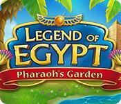 機能スクリーンショットゲーム Legend of Egypt: Pharaoh's Garden