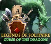 Функция скриншота игры Легенды пасьянс: проклятие драконов