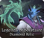 Feature screenshot game Legends of Solitaire: Diamond Relic