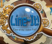 Feature screenshot game Line-it! : Case of the Stolen Past