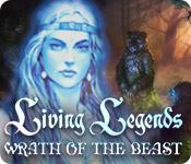 Feature screenshot game Living Legends: Wrath of the Beast