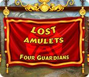 Feature screenshot game Lost Amulets: Four Guardians