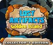 Feature screenshot game Lost Artifacts: Golden Island Collector's Edition