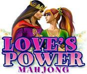 Feature screenshot game Love's Power Mahjong