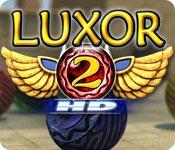 Функция скриншота игры Луксор 2 HD качестве