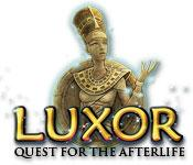 Feature screenshot game Luxor: Quest for the Afterlife