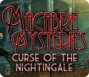 Feature screenshot game Macabre Mysteries: Curse of the Nightingale