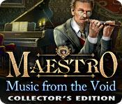 Feature screenshot game Maestro: Music from the Void Collector's Edition