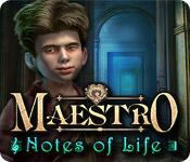 Feature screenshot game Maestro: Notes of Life